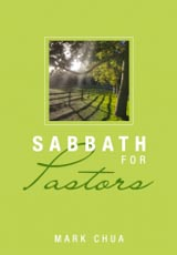 Sabbath for Pastors (eBook)