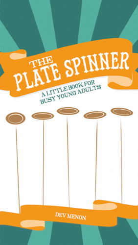 The Plate Spinner (eBook)