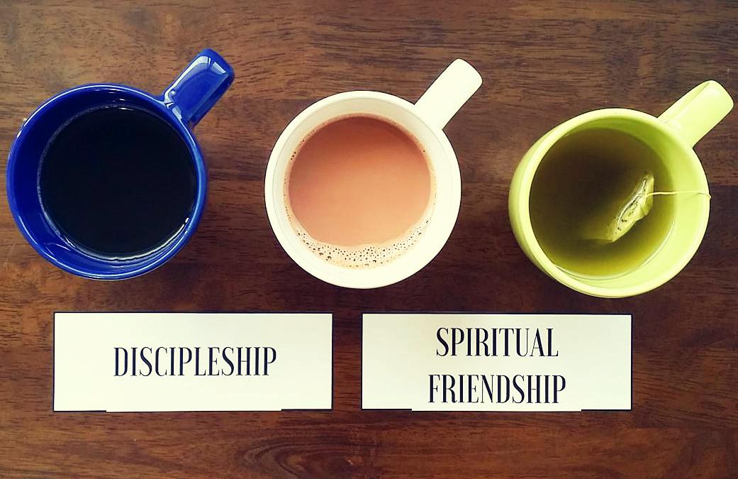 Mentoring or Spiritual Friendship?